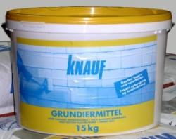 Грунтовка Knauf Грундирмиттель, 15 кг